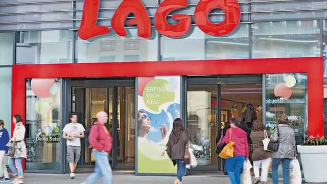LAGO Shopping-Center, Konstanz (UniImmo: Global)